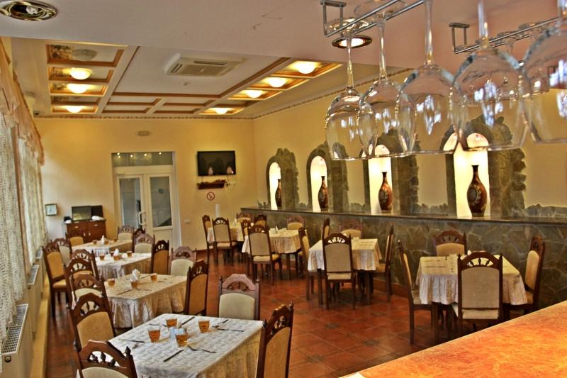 Ресторан и питание в отеле