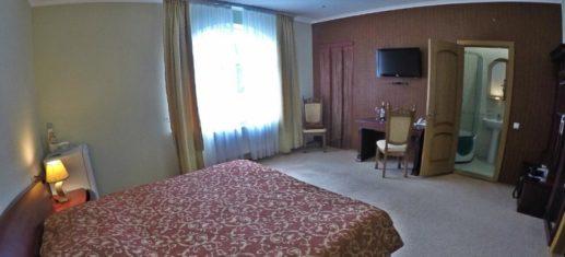Номера и цены отеля