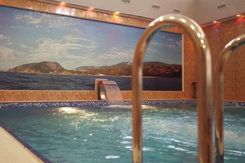 Спа-Салон в отеле