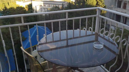 lux-№54 вид с балкона